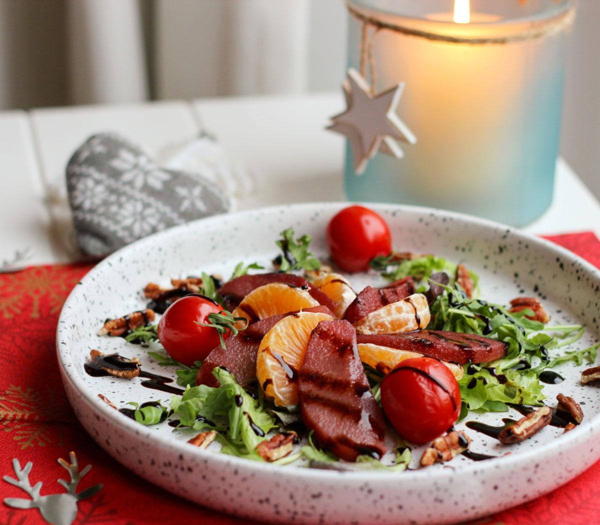 Voorgerechten en salades