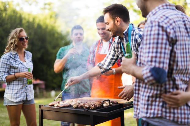 Groepsbarbecuepakket