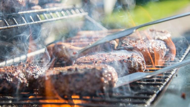 Gas barbecue inclusief voldoende gas